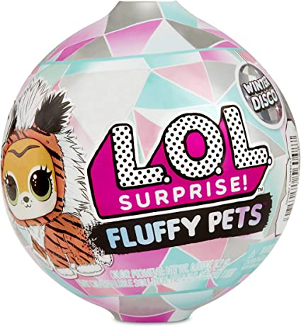 LOL Surprise Winter Disco Fluffy Pets New **BUY 3 /& Get the 4th For FREE!!**