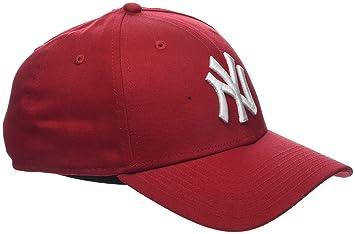 f8704de0f04 New Era Men s Baseball Cap Hat Basic MLB NY Yankees 39 THIRTY Stretch Back