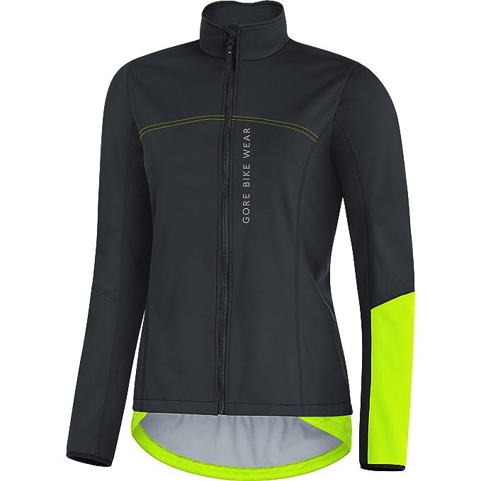 Gore Bike Wear JWSPOL, Chaqueta de Ciclismo Para Mujer ...