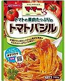 マ・マー トマトの果肉たっぷりのトマトバジル 260g