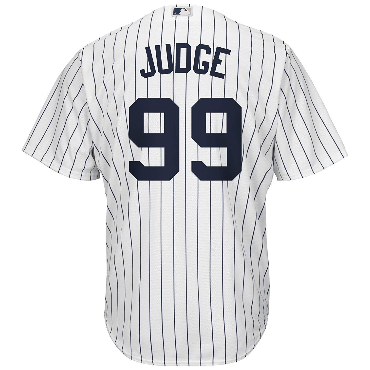 TKGFTU Men's/Women's/Youth_Aaron_Judge_White_Player_Jersey