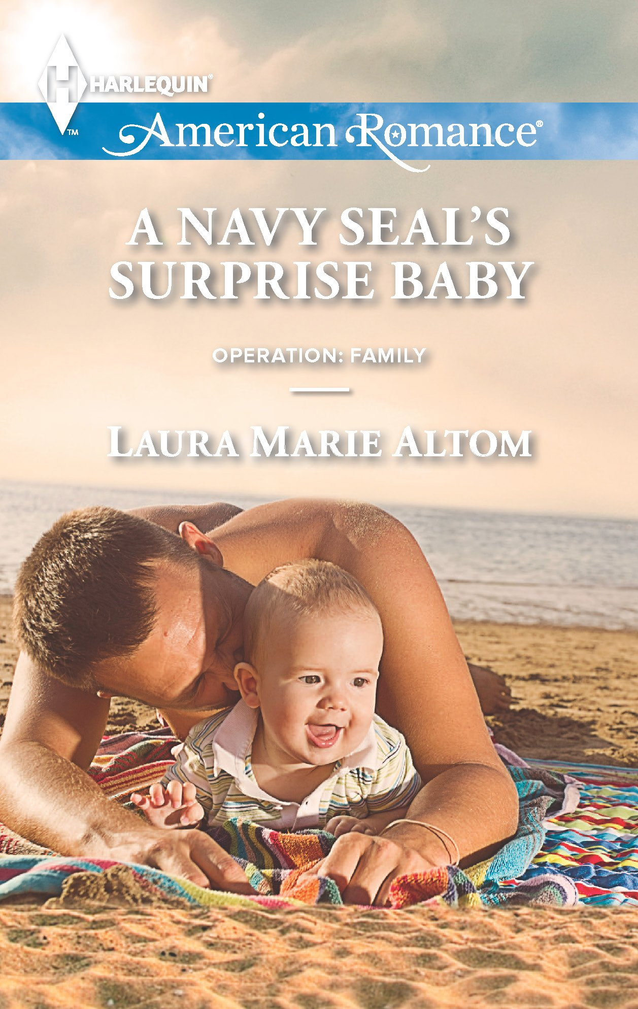A Navy SEAL's Surprise Baby (Operation: Family) pdf