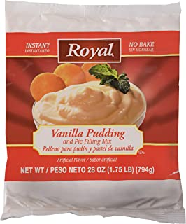 product image for Royal Instant No Bake Pudding and Pie Filling (Vanilla, 12 pack)
