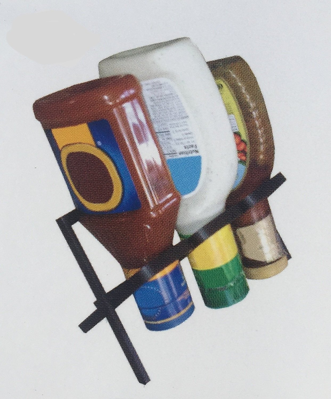 Condiment Caddy - Upside Down Bottle Holder
