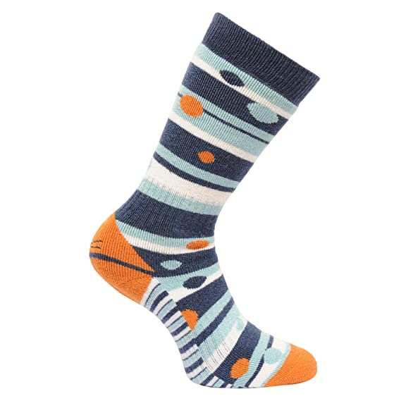 Regatta - Calcetines para botas de agua para mujer (3-5/Denim/
