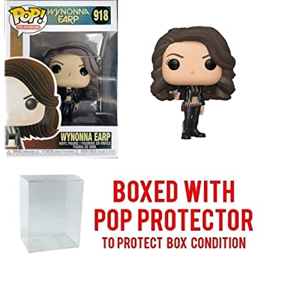 Pop TV: Wynonna EARP Pop Vinyl Figure (Includes Compatible Pop Box Protector Case): Toys & Games