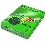 Creative World Of Crafts - Risma A4 di carta colorata Tinta, 200 g/mq, colore: verde
