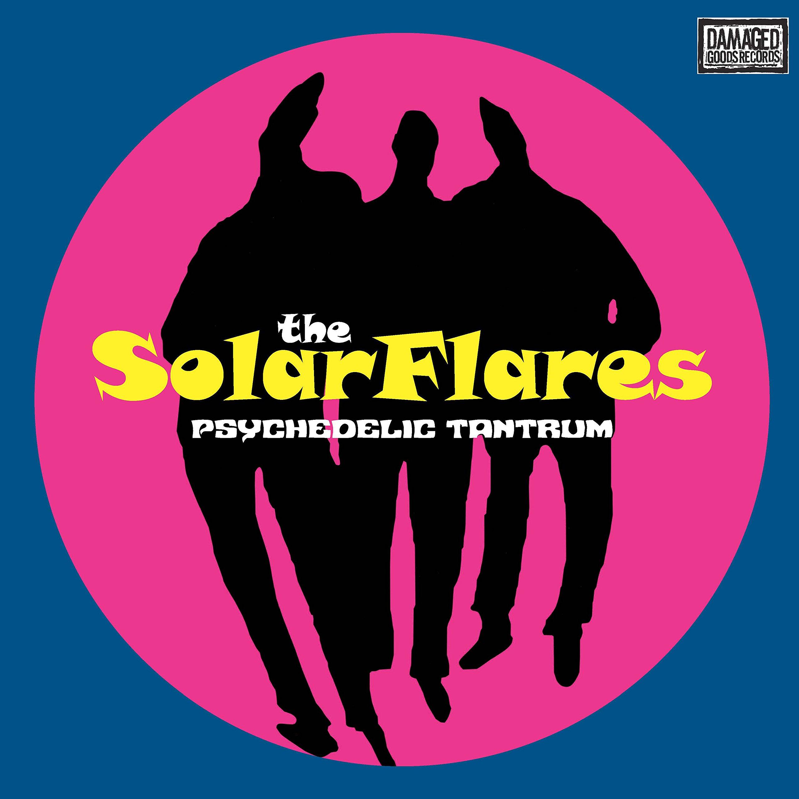 Vinilo : The Solarflares - Psychedelic Tantrum (LP Vinyl)