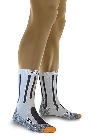 X-Socks Funktionssocken Trekking Silver