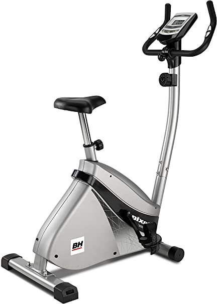 BH Fitness Pixel H494 Bicicleta estática. Volante de inercia 7,5kg ...
