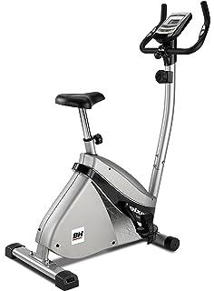 BH Fitness Pixel H494 - Bicicleta estática, Volante de inercia 7,5kg, Freno