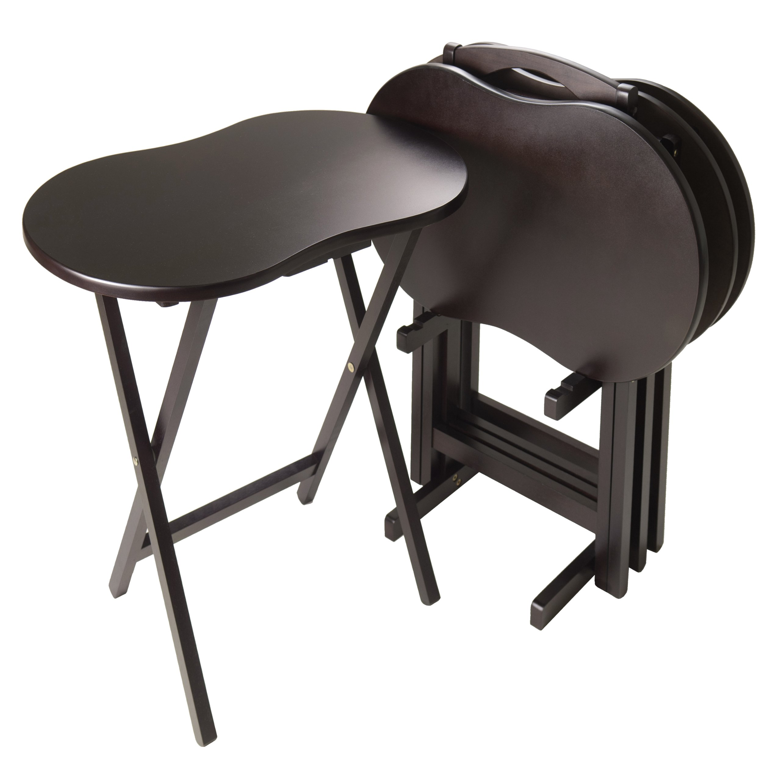 Winsome 92532 Skippy Snack Table, Dark Espresso by Winsome