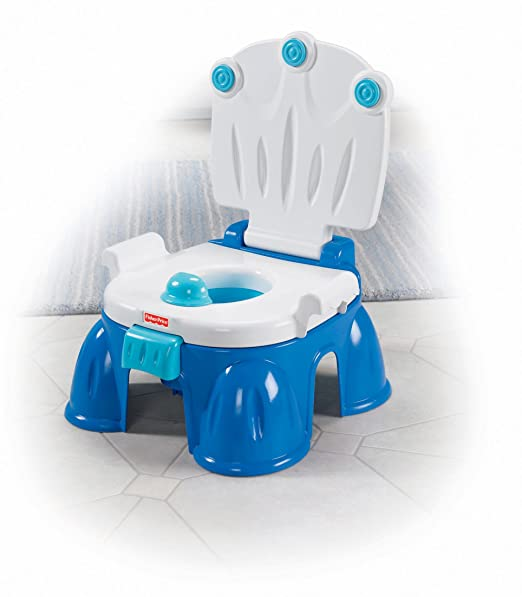 Dispatched From UK Fisher-Price Royal Stepstool Potty