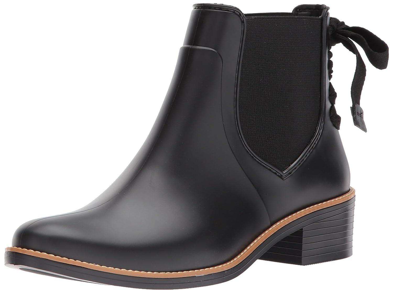 Bernardo Women's Paige Rain Boot B06XYWPQXW 6 B(M) US|Black Rubber