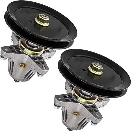 Amazon.com: 8ten 2pk cubierta husos Cub Cadet MTD rzt- S46 ...