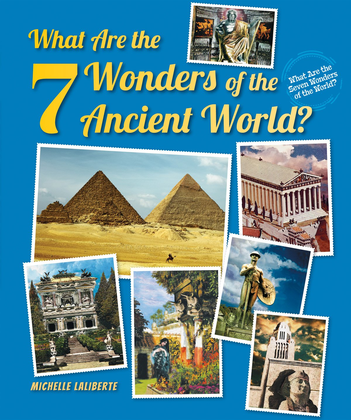 Seven ancient wonders world