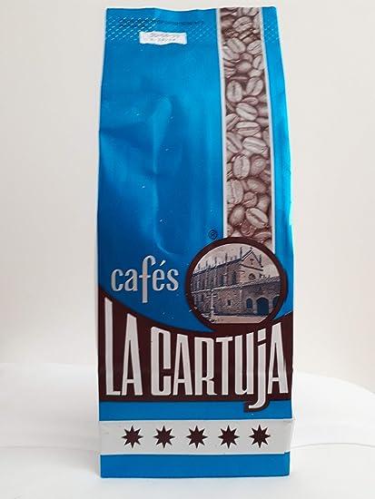 CAFE LA CARTUJA para los amantes del café gourmet de tueste artesanal (NATURAL MOLIDO PARA