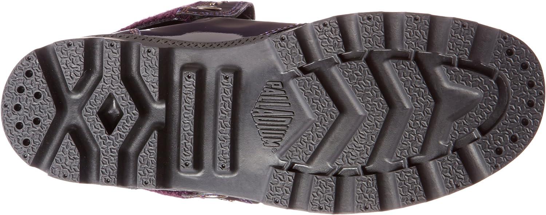 Palladium Womens Baggy Leather Knit-W