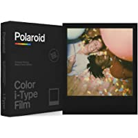 Polaroid Originals Color Film for I-Type, Black Frame Edition (6019)