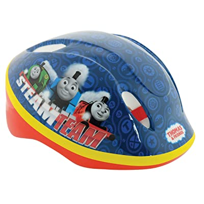 MV Sports Child's Safety Helmet - Thomas & Friends - 3 Years+ - M13015 : Sports & Outdoors