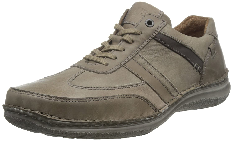 Josef Seibel - Herren Halbschuhe Halbschuhe Halbschuhe - Anvers 33 - Beige Schuhe in Übergrößen Beige 83350e