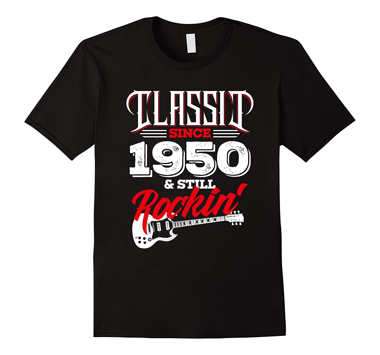67 Years Old Gifts - 67th Birthday Classic Since 1950 TShirt-TJ