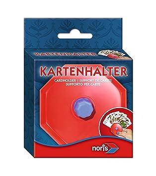 Noris 606154619 Spielkartenhalter aus Kunststoff Sonstige Spielzeug-Artikel