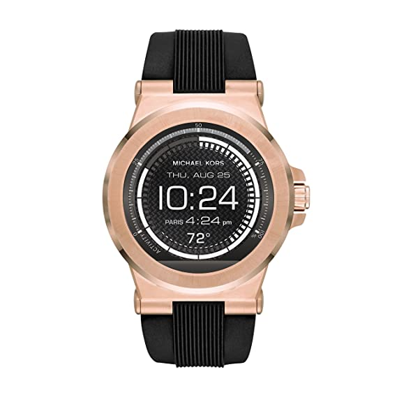 f395fb55b486 Smartwatch Michael Kors Acess Dylan MKT5010 Negro  Amazon.com.mx ...