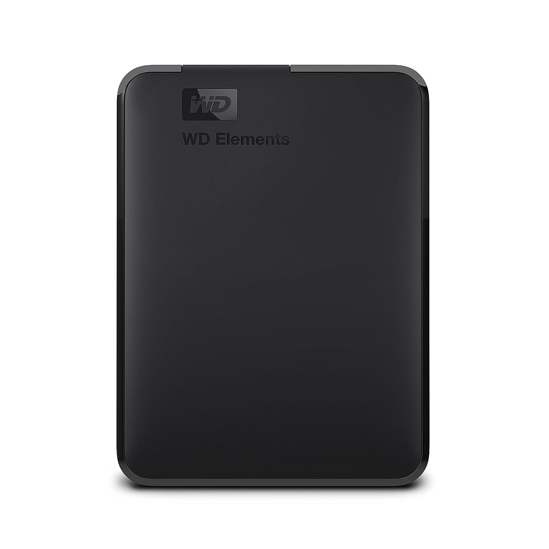 PC Components  HDD  External  2.5  HDD USB3 2TB EXT. 2.5 BLACK WDBU6Y0020BBK-WESN WDC