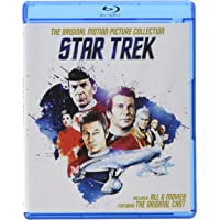 Start Trek: Original Motion Picture Collection (Blu-ray)