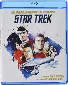 Star Trek: Original Motion Picture Collection on Blu-ray