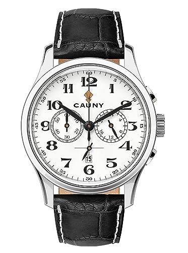 Cauny Reloj 480070C Negro