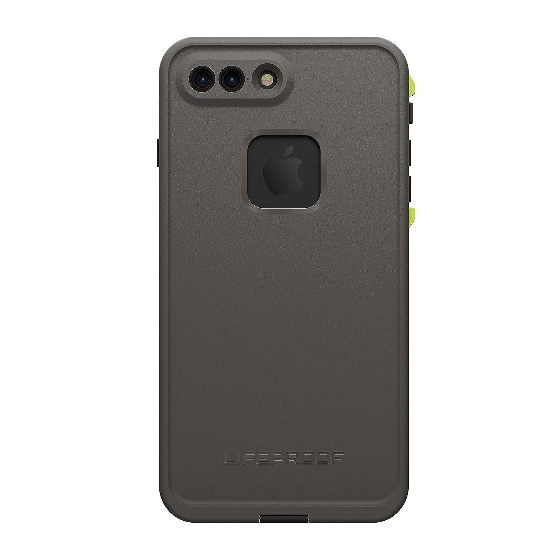 Lifeproof FRĒ Series Waterproof Case for iPhone 7 Plus (ONLY) - Retail Packaging - Asphalt (Black/Dark Grey) Otter Products EMEA 77-53996