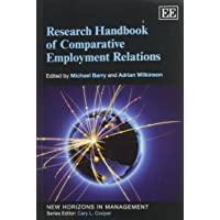 Research Handbook of Comparative Employment Relations (New Horizons in Management Series)