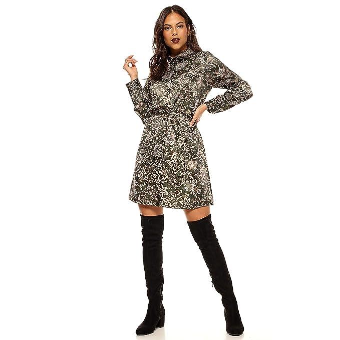 adab20cb3b VENCA Vestido Camisero Mujer by Vencastyle - 029272