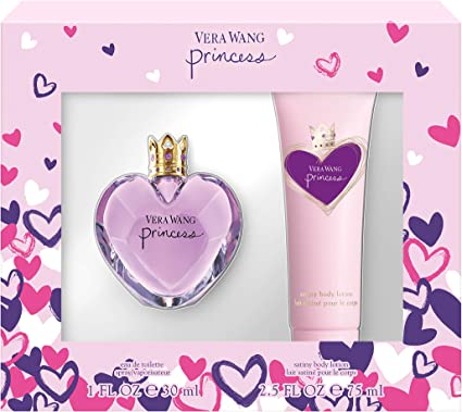 Vera Wang Princess Mujer Regalo Set, EDT 30 ml + Loción Corporal 75 ml 1er Pack (1 x 105 milliliters): Amazon.es: Belleza
