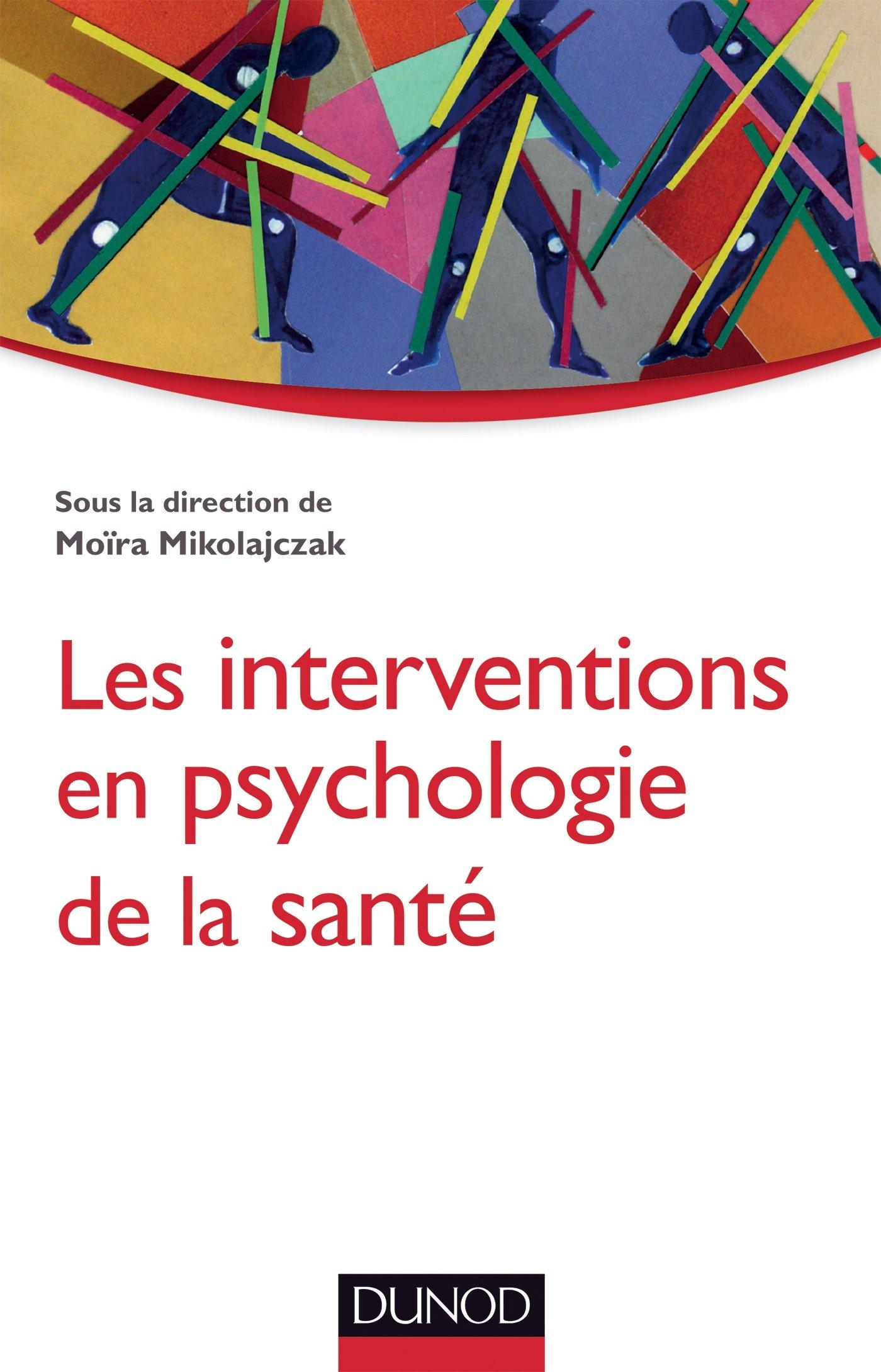 Les intervetions en psychologie de la santé