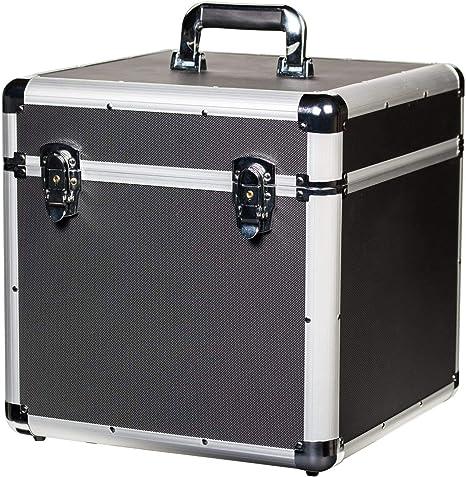 Caja para almacenar discos de vinilo, 245 cm x 30 cm, de ABS y ...