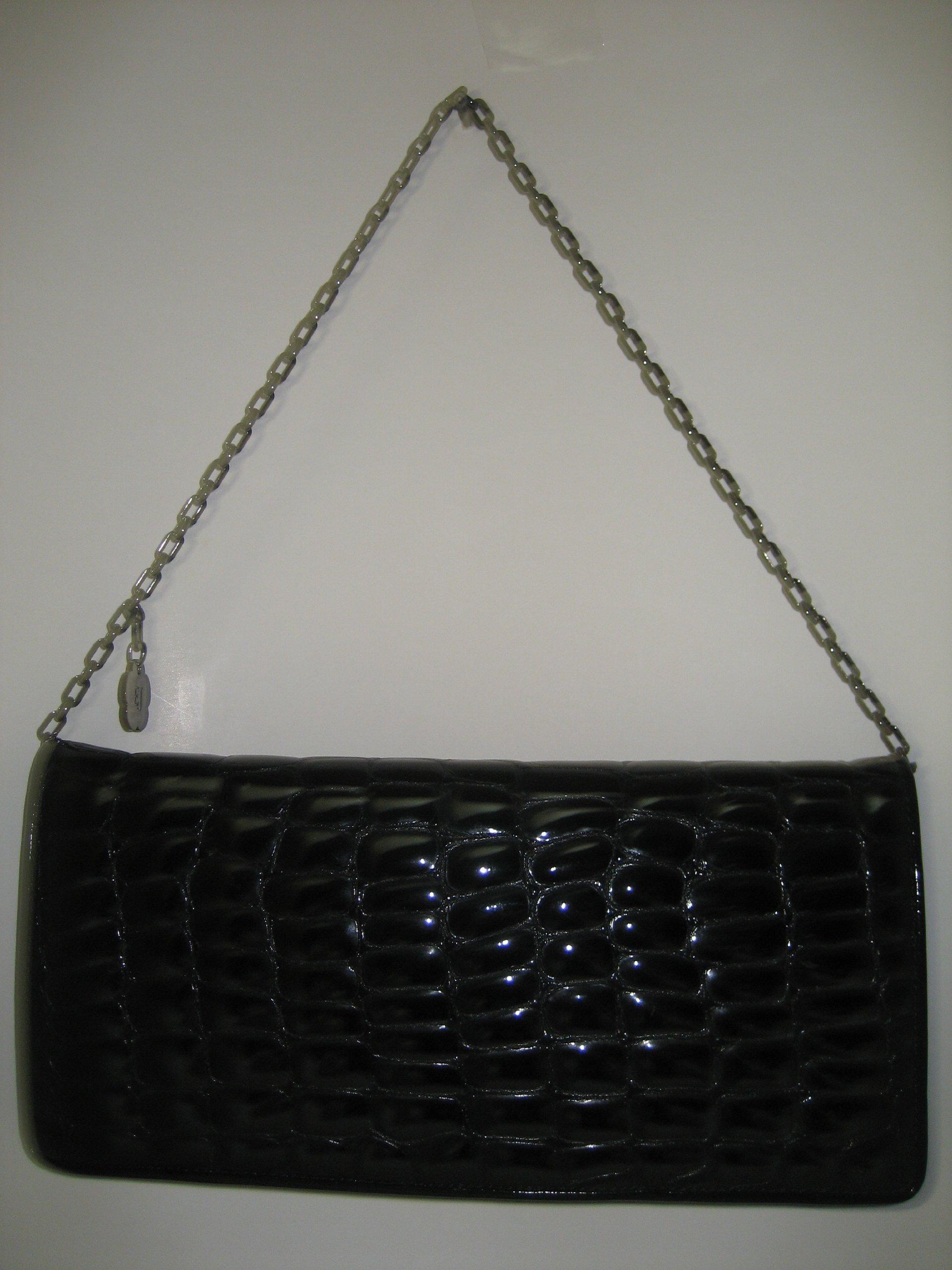 Eric Javits Luxury Fashion Designer Women's Handbag - Baentley - Liquid