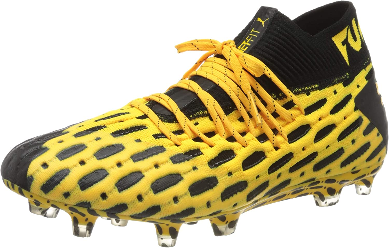 PUMA Future 5.1 Netfit FG/AG, Zapatillas de Fútbol Hombre