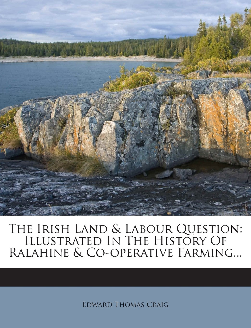 The Irish Land & Labour Question: Illustrated In The History Of Ralahine & Co-operative Farming... pdf