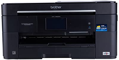 Brother Printer MFCJ5620DW Wireless Color Photo Printer with Scanner