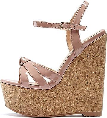 YODEKS High Heels Sandals for Women