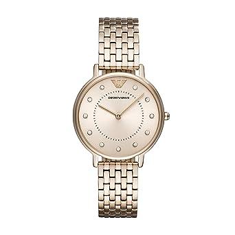 745561b6acfb Emporio Armani - Damen -Armbanduhr AR11062  Amazon.de  Uhren