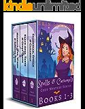 Spells & Caramels Box Set Books 1-3: A Cozy Mystery Series