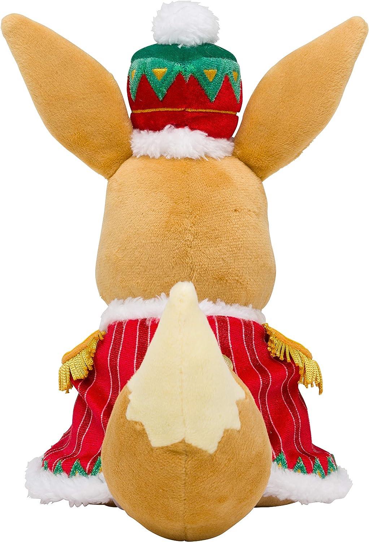 Pokemon Center Original stuffed Christmas 2018 Eevee