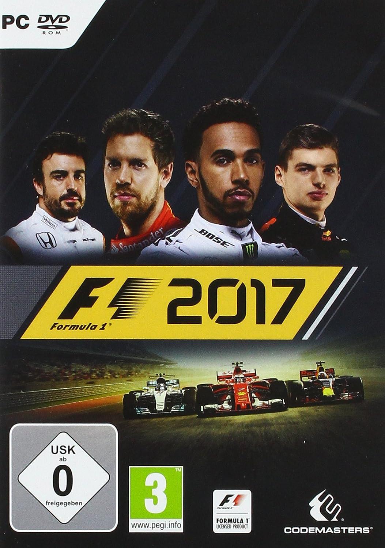 F1 2017. Für Windows 7/8/10 (64-Bit): Amazon.es: Videojuegos