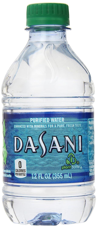 Dasani, 24 ct, 12 FL OZ Bottle