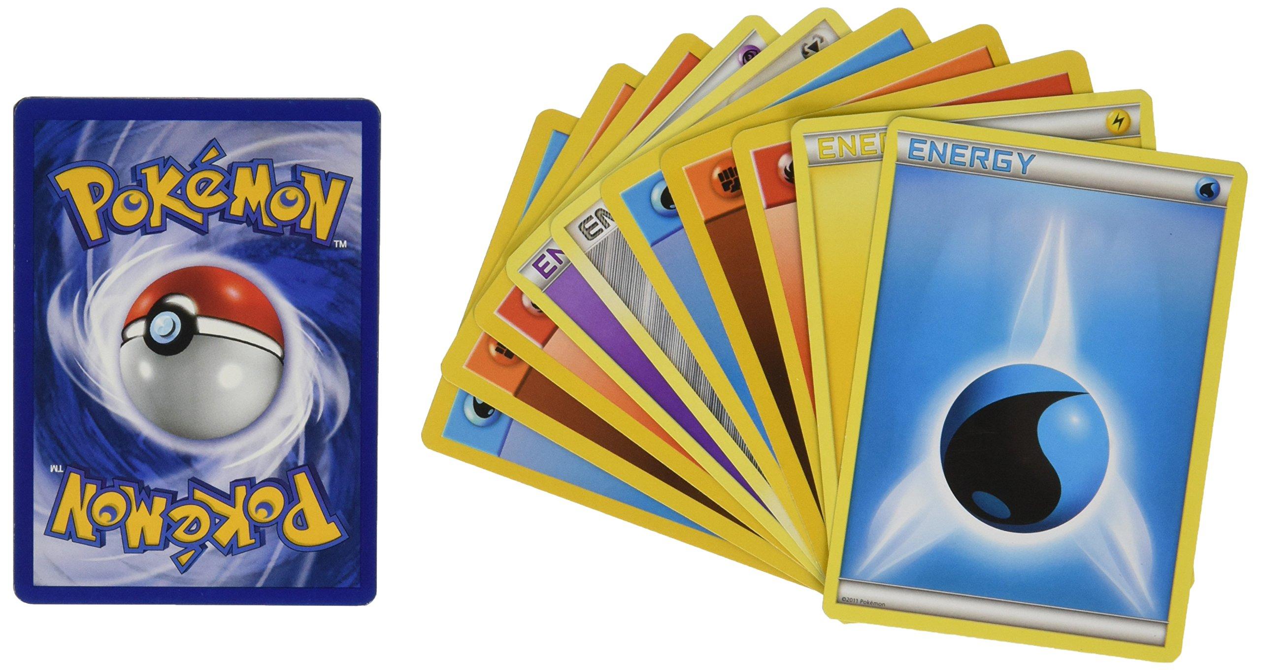 Pokemon 20 Assorted Basic Energy Cards