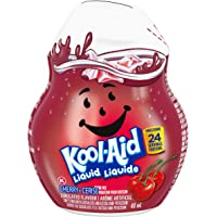 Kool-Aid Liquid Drink Mix, Cherry, 48mL (Pack of 12)